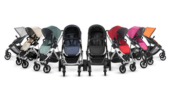selection of Uppababy Strollers