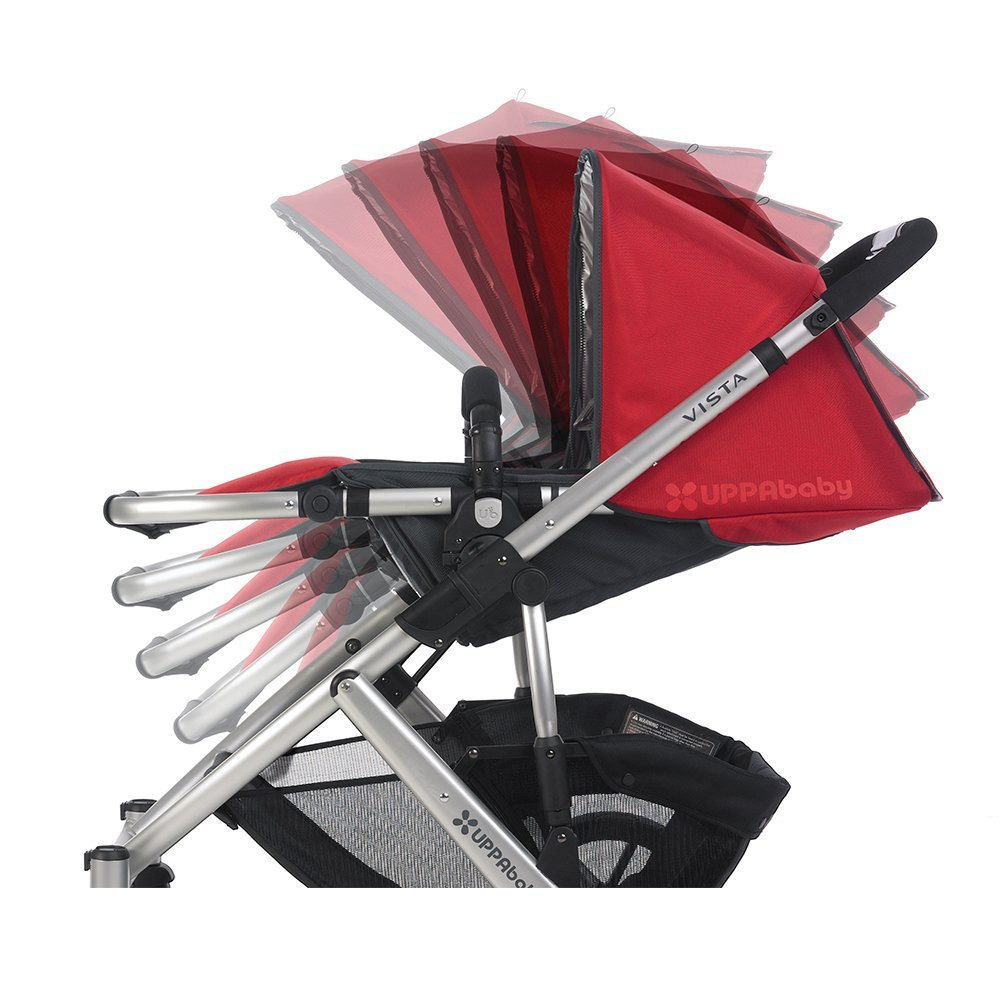 red Uppababy vista