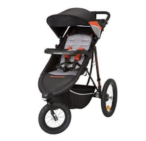 oriole Schwinn Interval Jogging pushchair