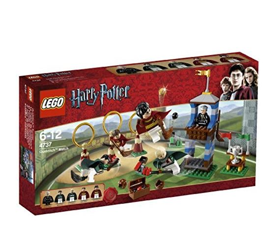 Lego Quidditch Set Box