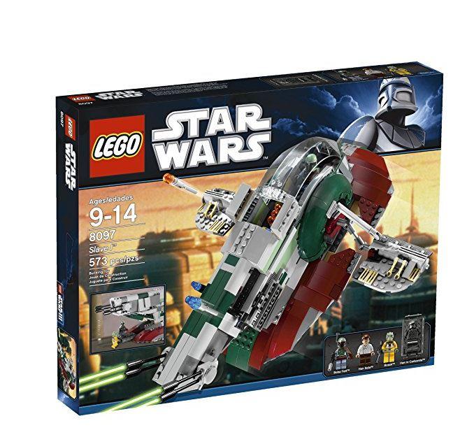 Lego 8097 box