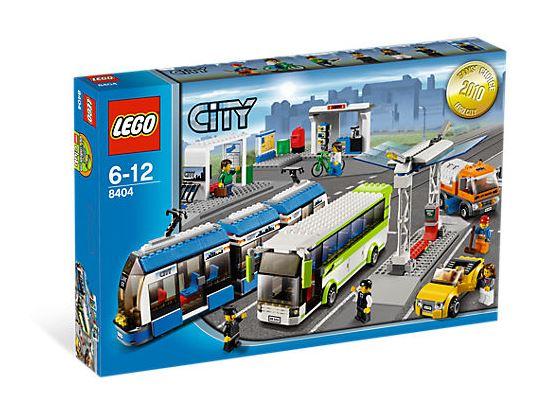 LEGO City Public Transport Set 8404 retail box