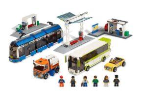 Lego 8404 Box Contents