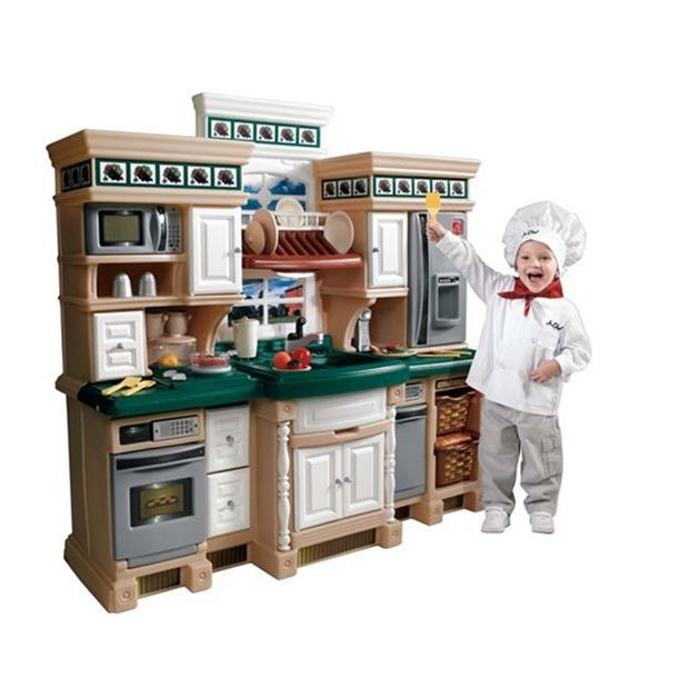 LifeStyle Deluxe Kitchen by Step 2